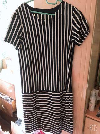 Stripe Dress UNIQLO