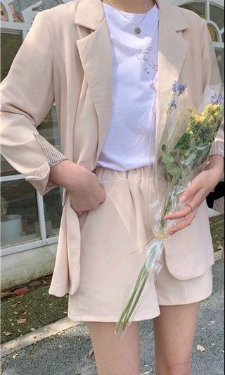 韓版兩件式套裝