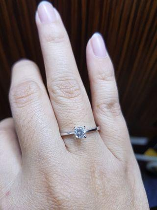 Diamond Ring soliter 8