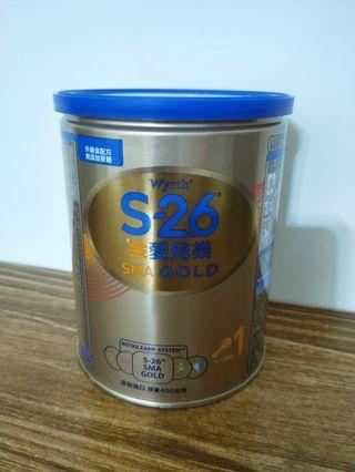 s26奶粉