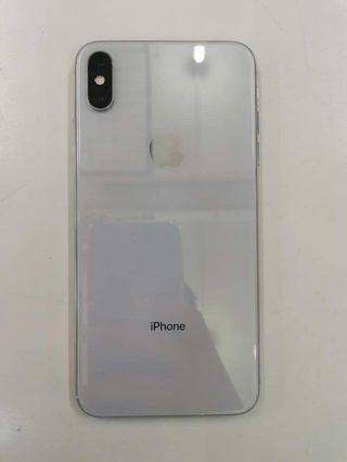 IPHONE XS MAX 256GB SILVER MYSET