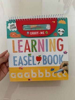 Wipe -Clean Learning Book
