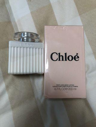 🚚 BNIB Chloe Perfume body lotion 200ml + 100ml
