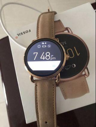 Jam fossil smartwatch gen 2