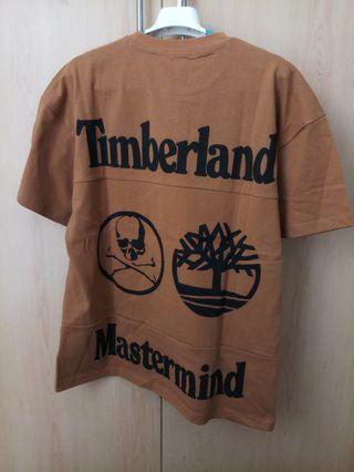 Kaos Timberland X Mastermind