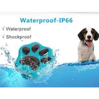 3G Pet GPS tracker V40 waterproof intelligent WiFi anti lost GPS+WIFI
