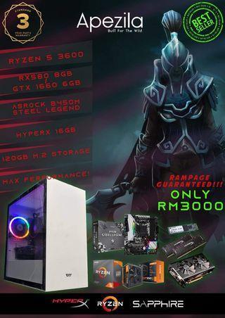 Ryzen Gaming PC [NEW]