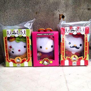 [ 麥麥幫x3 ]Hello Kitty x 麥當勞