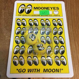 Mooneyes Eyeball valve cap