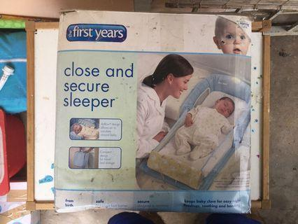 The First Years Baby Sleeper