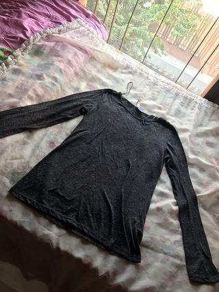 Cotton On Long Sleeves Gray