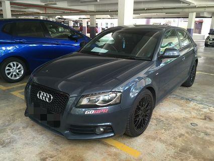 Audi A3 2.0 SB Quattro