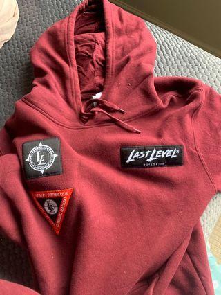 last level hoodie