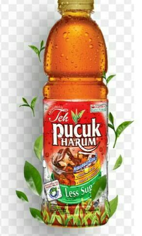 Teh Pucuk Less Sugar