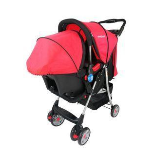 Stroller Sweet Heart Paris S839