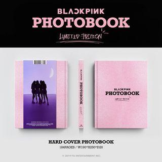 BLACKPINK LIMITED EDITION PHOTOBOOK