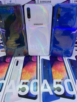 SAMSUNG A50 6GB RAM