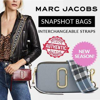 Marc Jacobs Snapshot Camera Bags(With Receipt)
