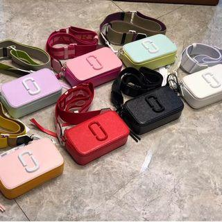 【New Arrival!!】Mj Lady's Colour matching camera bag