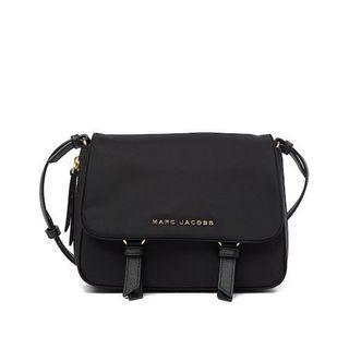 Marc Jacobs Zip That MINI Messenger Bag Black