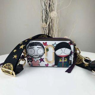 【New Arrival!!】Mj Lady's New Ugly Doll Camera Shoulder Bag