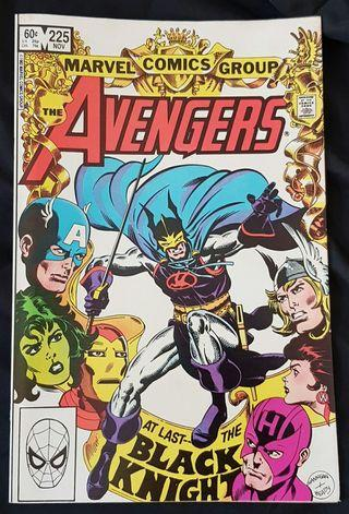 avengers #225 marvel comics comic comicbook