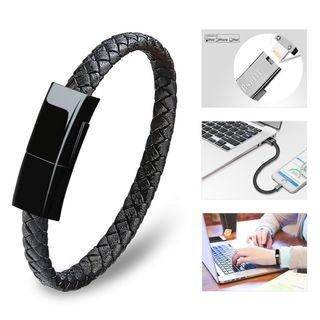 Bracelet USB Charging Cable - Iphone only