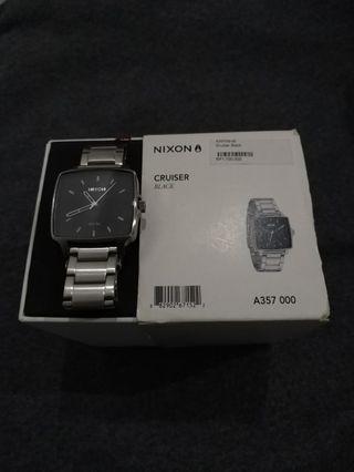 Nixon Watch - Cruiser Black
