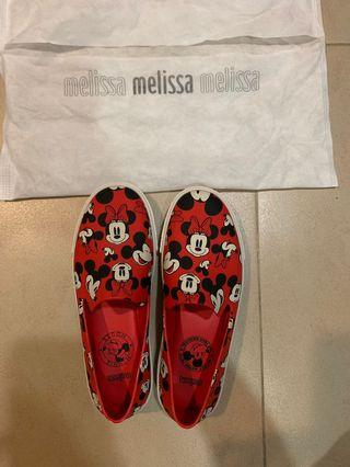 Melissa brand Mickey shoes