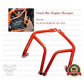 KTM Duke 390 Crash Bars ( 17 - 18 )