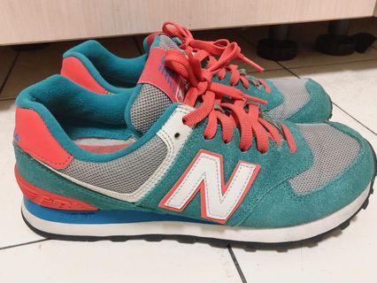 New balance574慢跑鞋