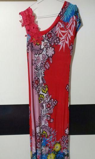 Long dress import