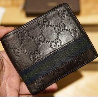 Dompet GUCCI Wallet Authentic
