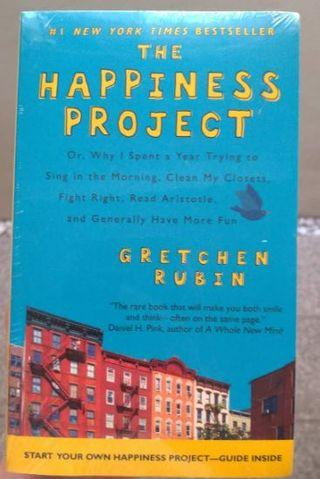 THE HAPPINESS PROJECT [NEW]