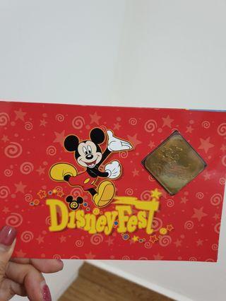 DisneyFest coin