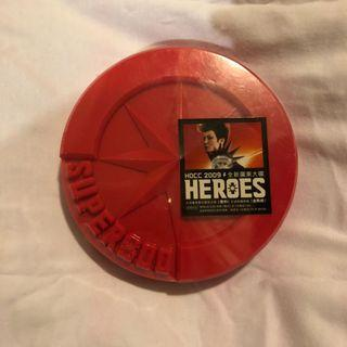 全新 hocc 何韻詩 cd dvd 2009 heroes