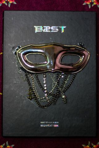 BEAST / B2ST Midnight Sun Album