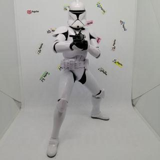 Stormtrooper Clonetrooper Phase 1 Star Wars 1/10 toy statue figure (original from Japan)