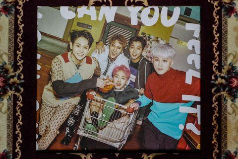 HIGHLIGHT Can You Feel It Album (Sense Ver.)