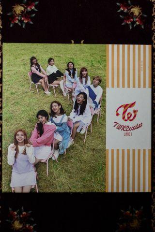 TWICE Twicecoaster Lane 1 Album