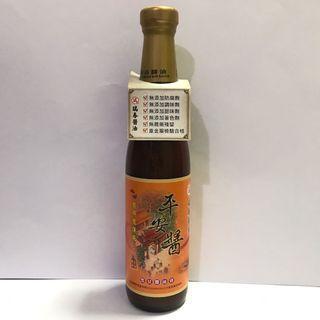 只有1罐*瑞春醬油「平安醬」黑豆醬油膏420ml 有效期限到2020/12/16