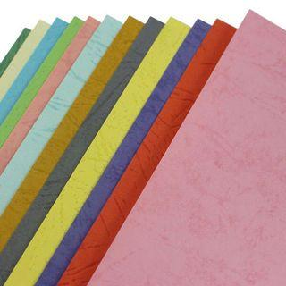 全新-散裝粉色雲彩紙(兩張為一單位)