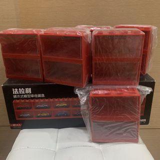 7-11 法拉利 模型 收納盒