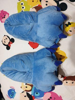 Stitch Cushion Bedroom Slippers