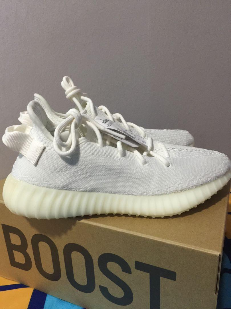 ($275) Yeezy Boost 350 V2 Cream White