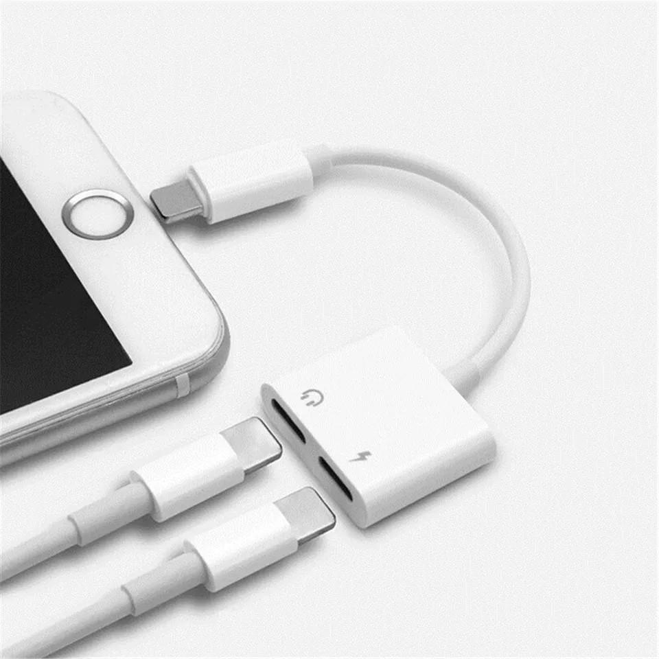 2-in-1 adapter for iphone