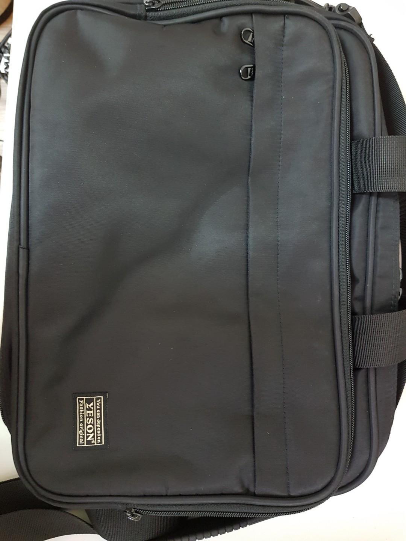 可加大容量側背包