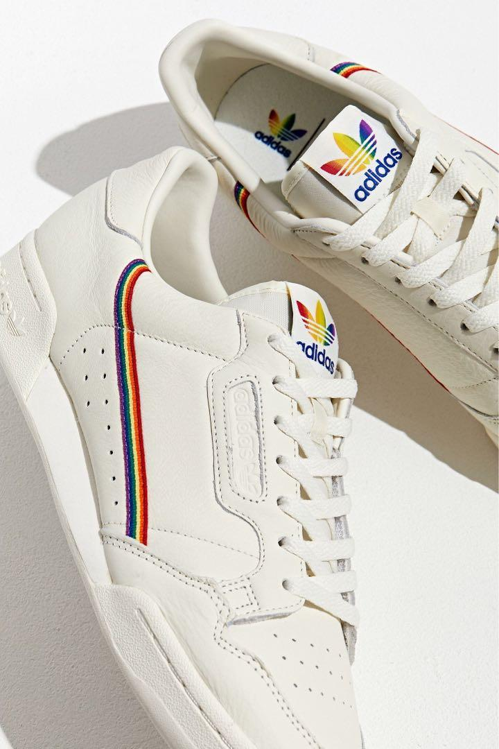 ADIDAS CONTINENTAL 80 PRIDE SHOES BRAND