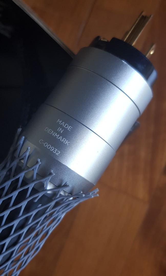 Ansuz Ceramic Power Cord 20A