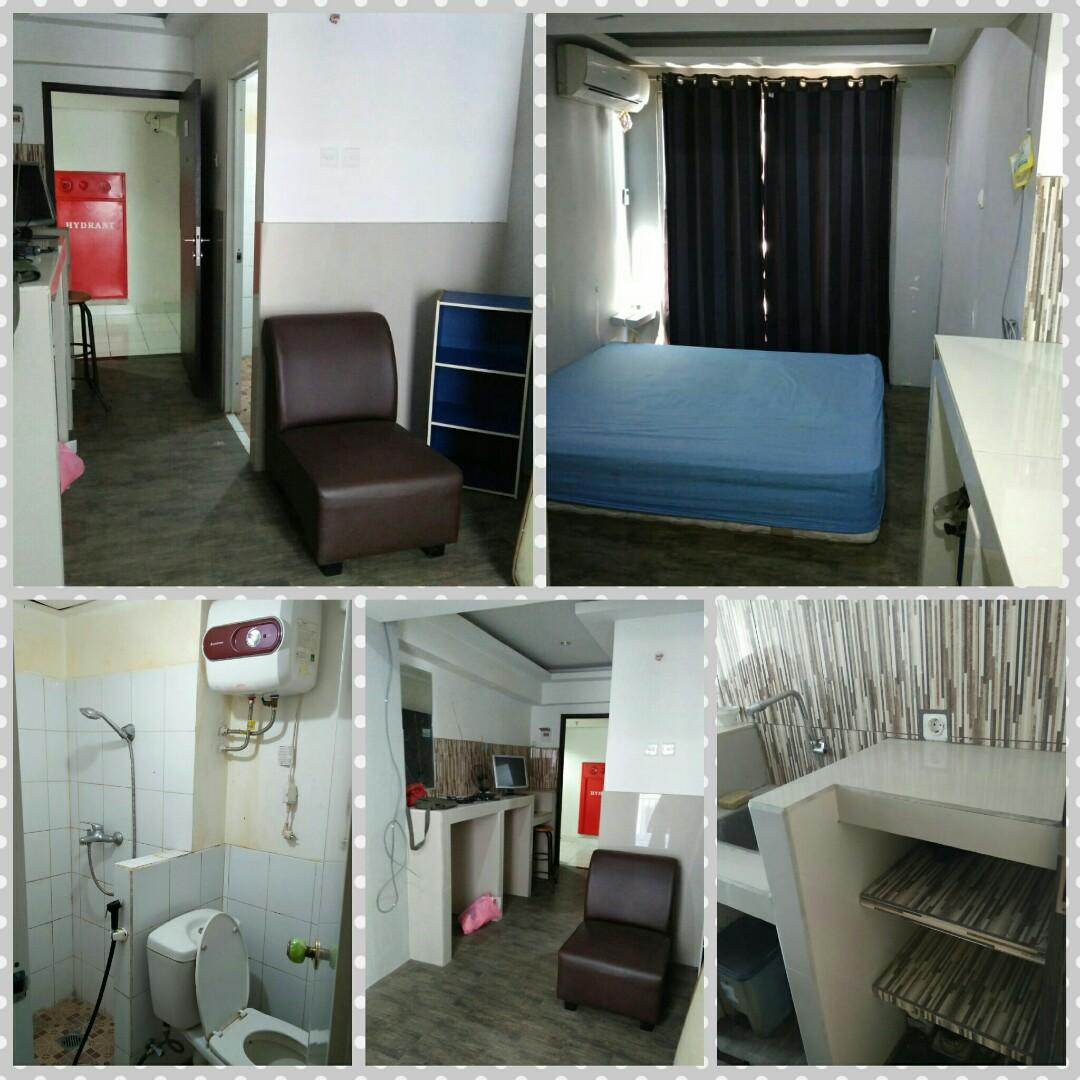 Apartment Jarrdin Cihamplas Bandung